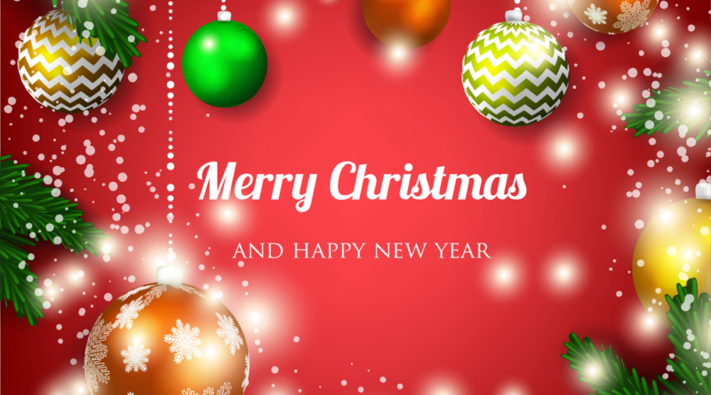 Merry Christmas 2019 & สวัสดีปีใหม่ ๒๕๖๓